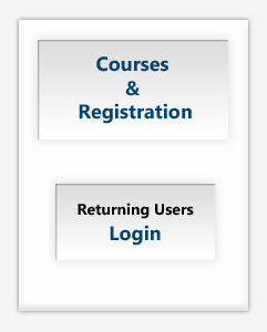 Course Registration & Login