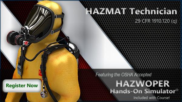 how to become a hazmat technician