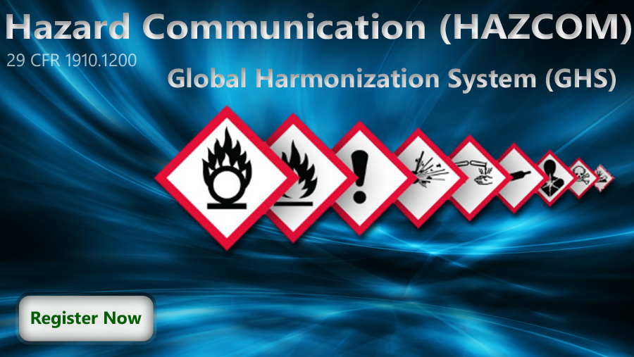 Hazcom Training National Environmental Trainers 174