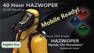 40 Hour HAZWOPER Course Thumbnail