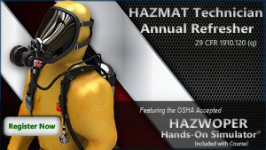 HAZMAT Technician Refresher Course Thumbnail