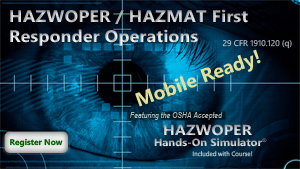 HAZWOPER First Responder Course Thumbnail