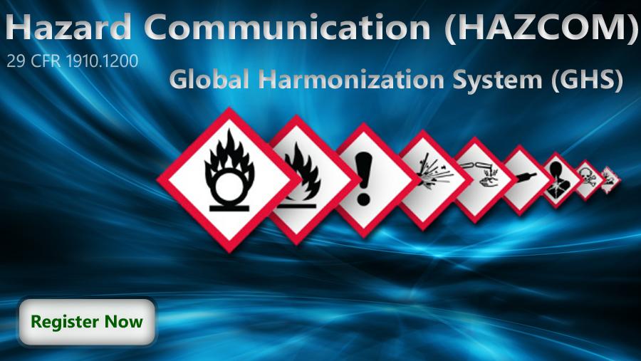 HAZCOM Training - National Environmental Trainers®