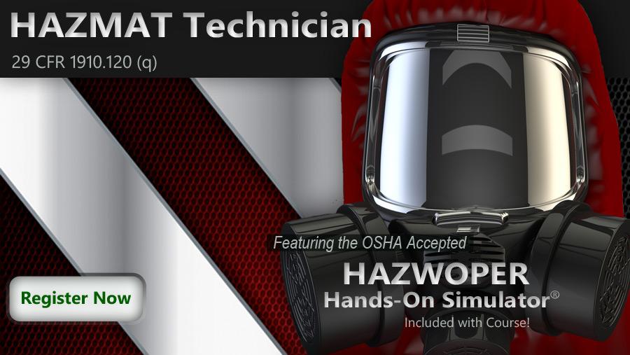 HAZMAT Technician Training - National Environmental Trainers®