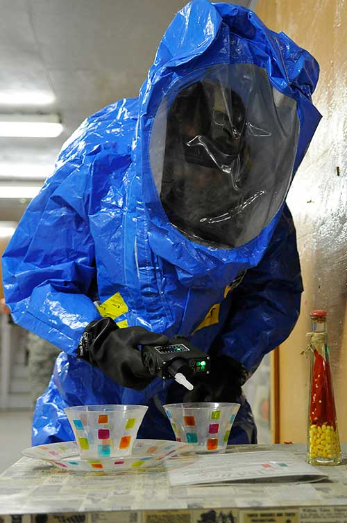 HAZMAT Protection Levels - National Environmental Trainers®