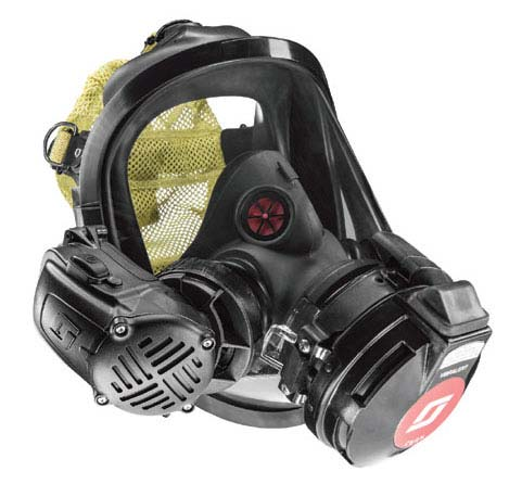 hazwoper and hazmat respirator