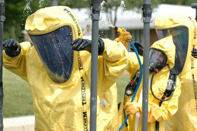HAZWOPER 24 hour training execises