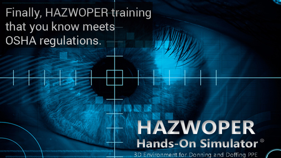 HAZWOPER Hands-On Simulator