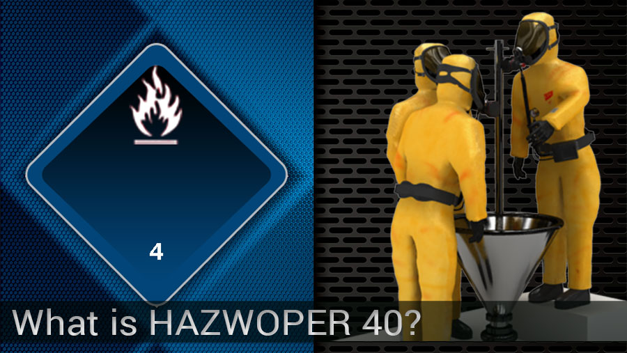 What is HAZWOPER 40?